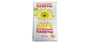 """Фасовочные пакеты """"Солнышко"""" в европластах"""