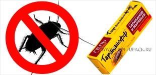Гель от тараканов: новая партия эффективного средства в продаже