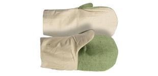 Новое поступление рабочих рукавиц с наладонником