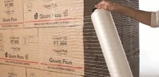 Новый тип упаковки: паллетная сетка