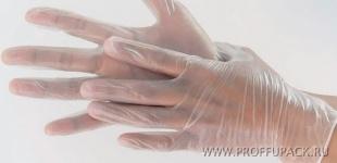 Пополняем ассортимент: в продаже одноразовые перчатки из полиэтилена
