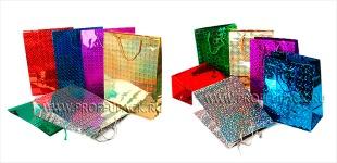 Голографические сувенирные сумочки - новое поступление