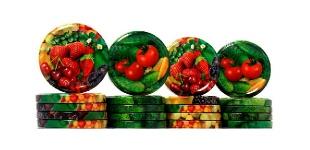 Винтовые крышки — выгодная позиция для вашего ассортимента сезонных товаров.